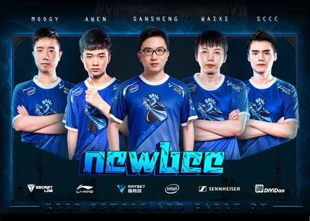 El regreso de una leyenda: Así es el nuevo Newbee tras las dos últimas incorporaciones