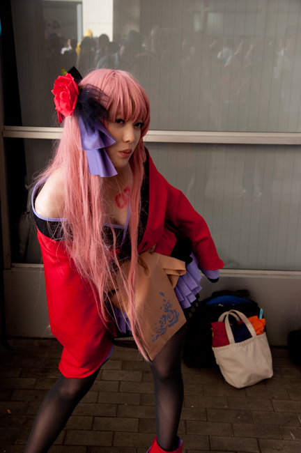 Foto de Cosplay TGS 2011 (17/130)