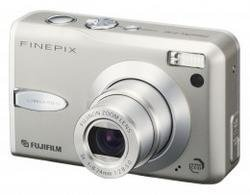 FinePix F30 Zoom revisada