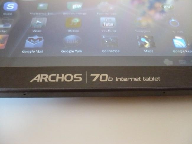 Foto de Archos 70b Internet Tablet (1/9)