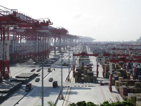 Shanghai puerto