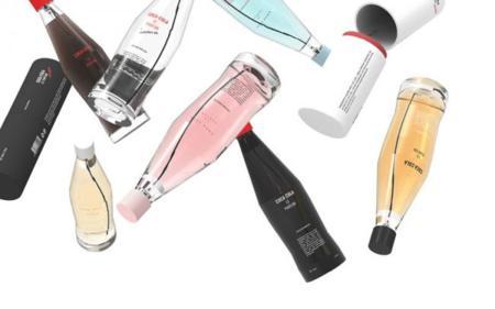 ¿Te gusta el packaging para la nueva línea de perfumes de Coca Cola?