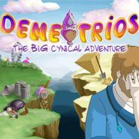 Demetrios se presenta como la aventura gráfica más chocarrera  del momento
