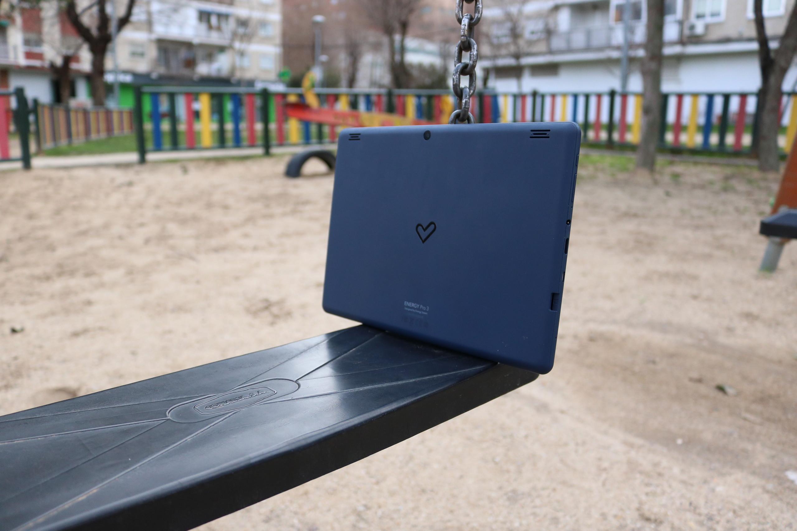 Foto de Diseño Energy Tablet Pro 3 (9/12)