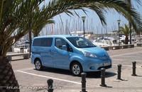 Nissan e-NV200, toma de contacto