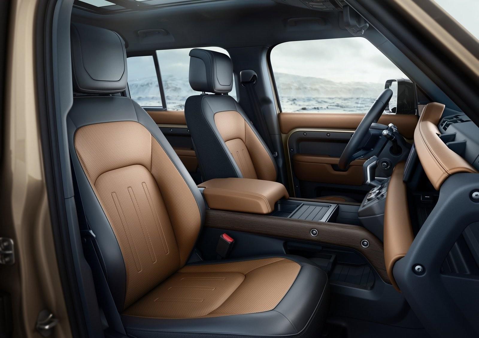 Foto de Land Rover Defender 2020 (12/60)