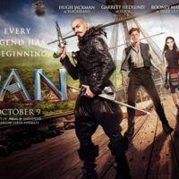 'Pan (Viaje a Nunca Jamás)', la película