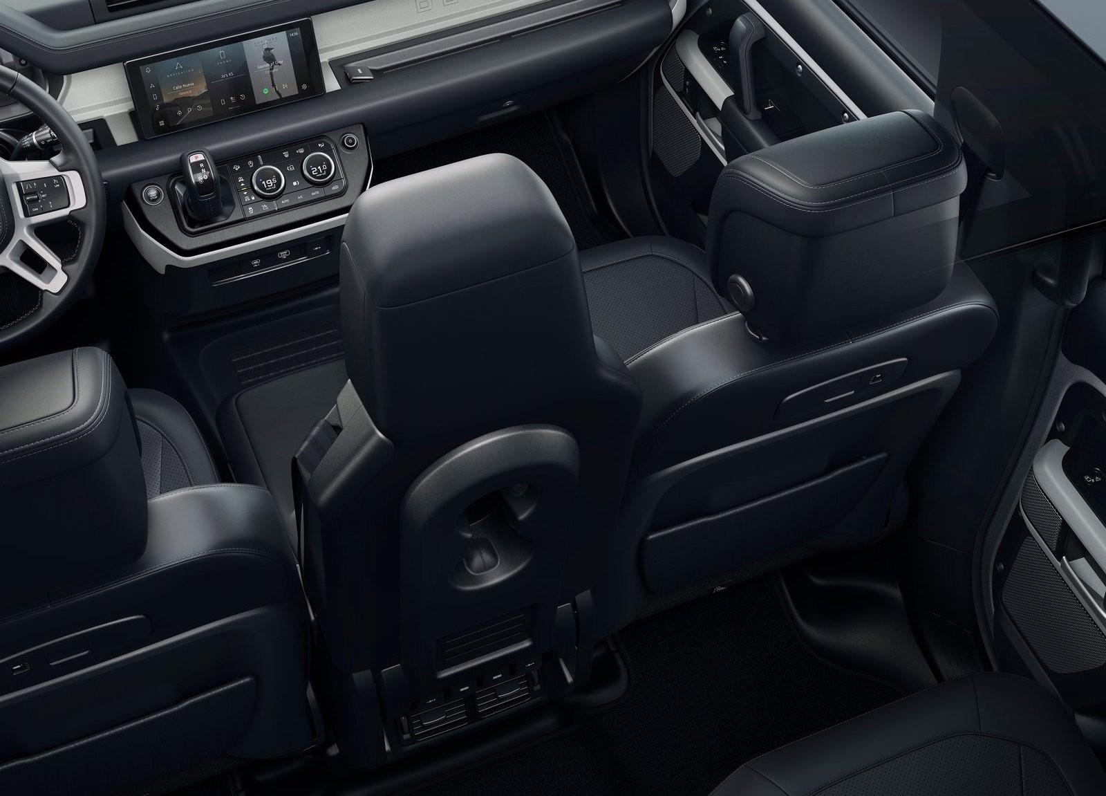 Foto de Land Rover Defender 2020 (13/60)