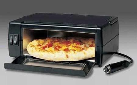 Horno de Pizzas para coche