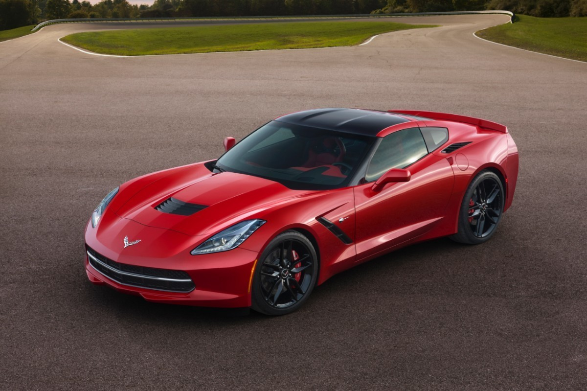 Foto de 2014 Chevrolet Corvette Stingray (16/43)