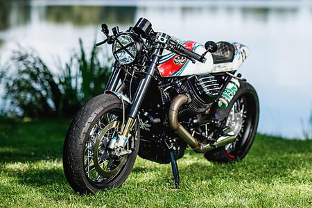 Moto Guzzi Nitro 8