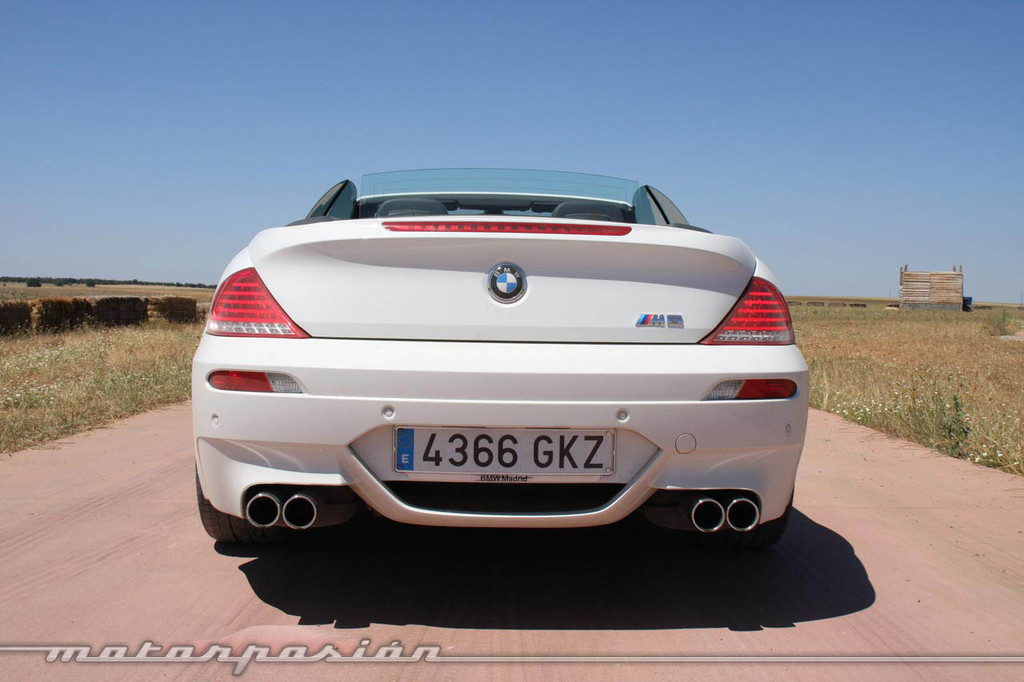 Foto de BMW M6 Cabrio (prueba) (60/68)