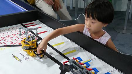 Educando a una china o como viene la competencia