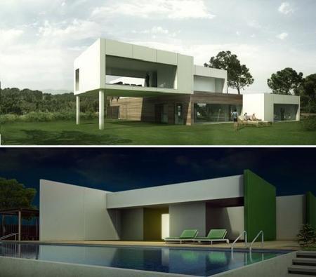 Casas prefabricadas pr t porter listas en cuatro meses - Casas prefabricadas sostenibles ...