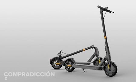 Excelente autonomía para moverte por la ciudad a precio de ganga: tienes el patinete eléctrico Xiaomi Mi Electric Scooter 1S por 299 euros en el Aniversario de MediaMarkt