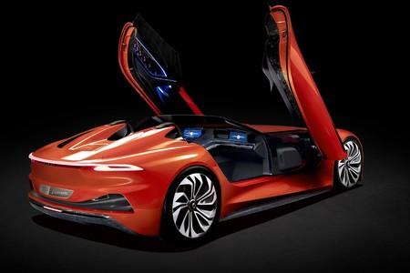 Karma SC1 Vision Concept: así luce el que será el primer coche completamente eléctrico de la compañía antes conocida como Fisker