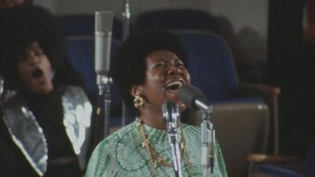'Amazing Grace' es mucho más que un concierto grabado de Aretha Franklin: es una obra de arte