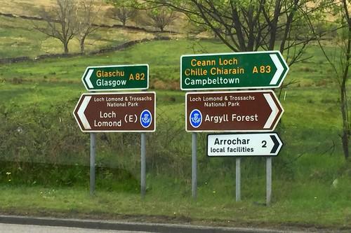 Siete formas de llegar a Escocia partiendo de Londres