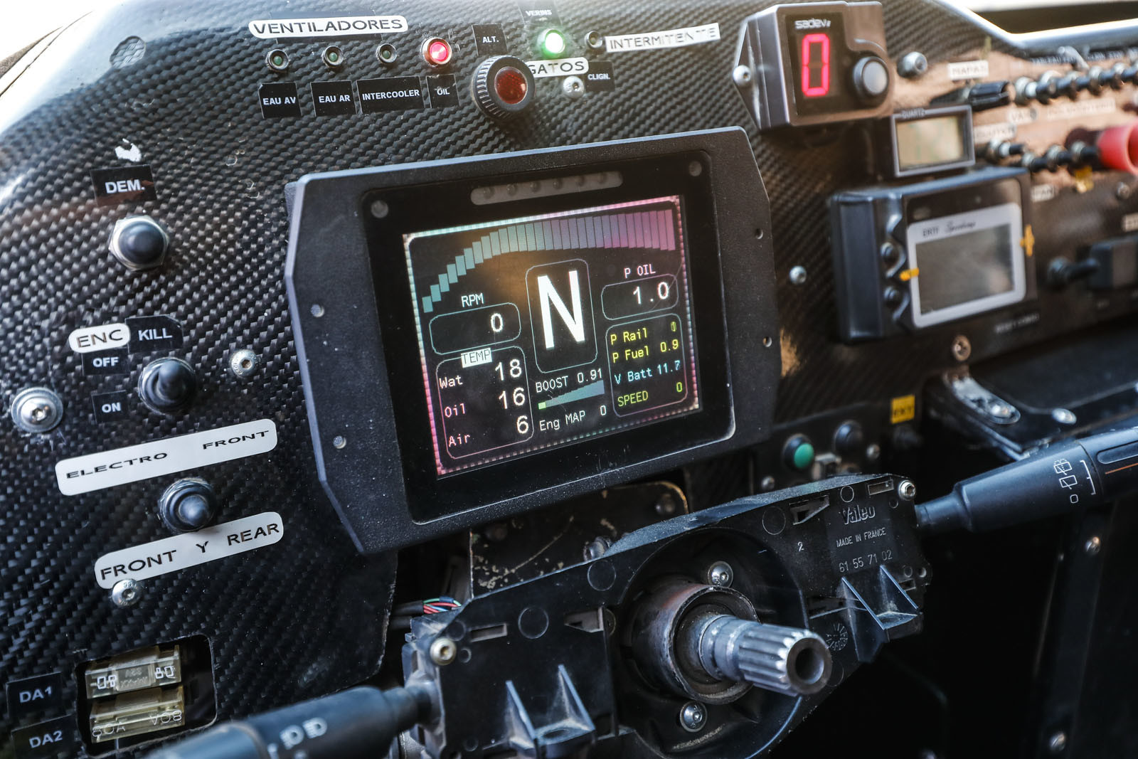 Foto de Mitsubishi Eclipse Cross Proto Dakar (35/38)