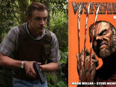 'Wolverine': Boyd Holbrook será el villano de la última película de Hugh Jackman como Logan