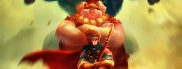 Análisis de Unruly Heroes, la nueva aventura mística del Rey Mono es mucho más que un caramelito para la vista