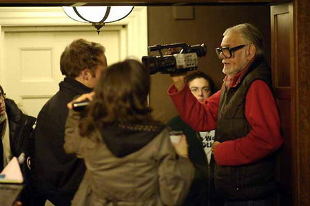 'Diary of the Dead 2', George A. Romero no para