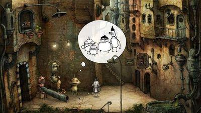 'Machinarium' llegará a PS Vita