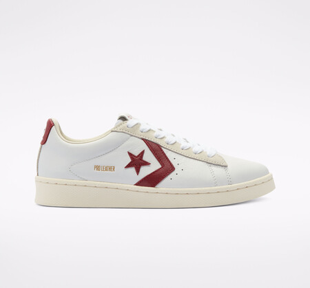 Pro Leather Low Top Rojas