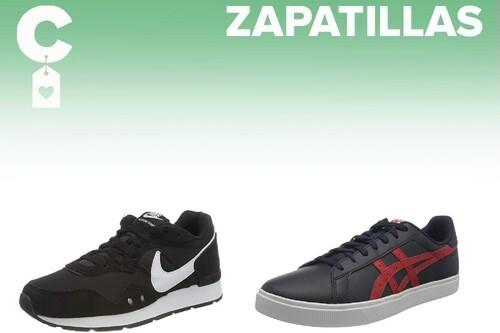 Chollos en tallas sueltas de zapatillas Asics, Nike, New Balance o Puma en Amazon