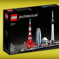 Este set de LEGO Tokio tiene 30% de descuento en Amazon México: con seis destinos turísticos de la sede de los Juegos Olímpicos