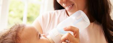 ¿Por qué los bebés no pueden tomar leche de vaca hasta los 12 meses?