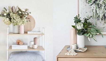 La semana decorativa: complementos, funcionales y de adorno, también para espacios pequeños