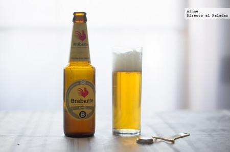 Cervezas Brabante - oro