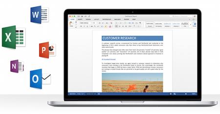 El nuevo Office para Mac ya está disponible para descargar, en su versión preview
