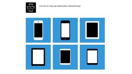 MockUPhone, cómo se muestra un diseño web en distintos dispositivos móviles