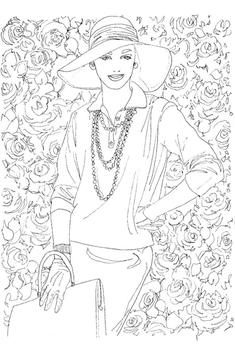 Foto de Vogue colouring book (5/9)