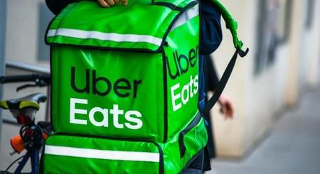 Uber Eats Entrega Abarrotes Comestibles Mexico