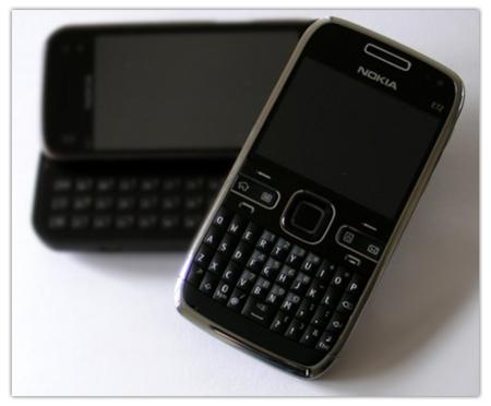 Nokia E72 finalmente empieza a llegar a las tiendas