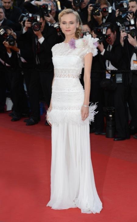 Dianne Kruger Cannes 2012