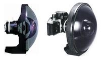 El objetivo más corto, Nikkor Fisheye 6mm f/2.8