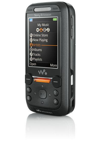 Sony-Ericsson W830, actualización del W850
