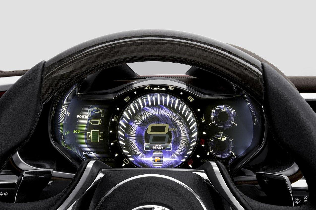 Foto de Lexus LF-LC Concept (4/27)