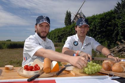 BMW Sauber anunciará sus pilotos para 2009 en agosto