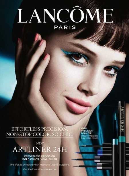 Lancôme presenta un eyeliner de lo más preciso: Artliner 24h