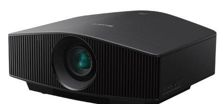 Sony renueva su gama alta de proyectores 4K  con tres nuevos modelos, incluido uno láser