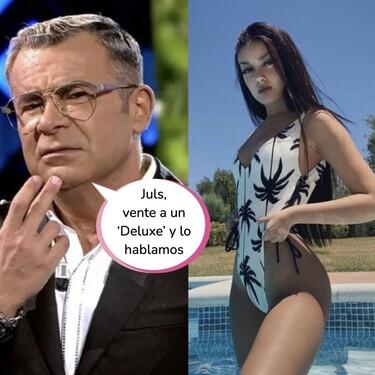El inquietante mensaje que Jorge Javier Vázquez le ha mandado a Julia Janeiro por su actitud en Instagram