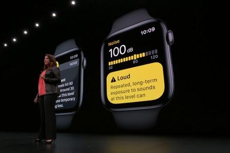 Apple Watchos 6 Ruido