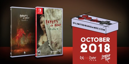 Limited Run Games Layers Of Fear Legacy