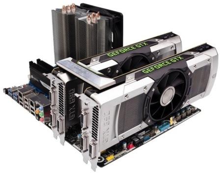NVidia GTX 690 SLI