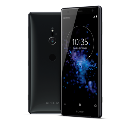 Xperia Xz2 Liquid Black